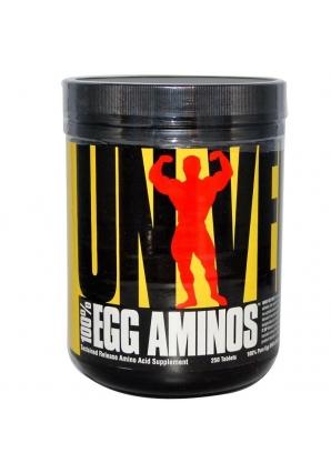 100% Egg Aminos 250 табл (Universal Nutrition)