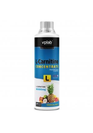 L-Carnitine concentrate 500 мл (VPLab)