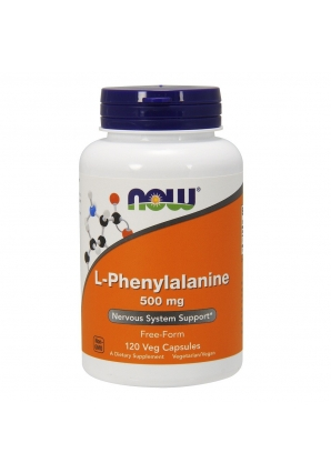 L-Phenylalanine 500 mg 60 капс (NOW)