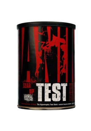 Animal Test 21 пак. (Universal Nutrition)
