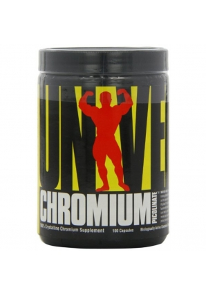 Chromium Picolinate 100 капс (Universal Nutrition)