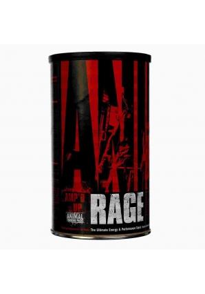 Animal Rage 44 пак. (Universal Nutrition)