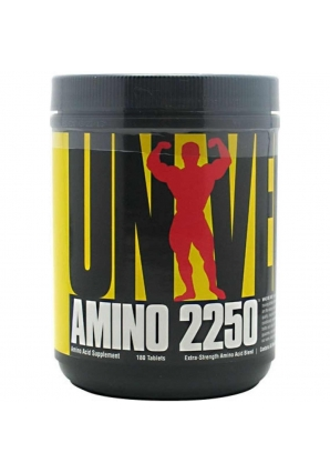 Amino 2250 - 180 табл. (Universal Nutrition)