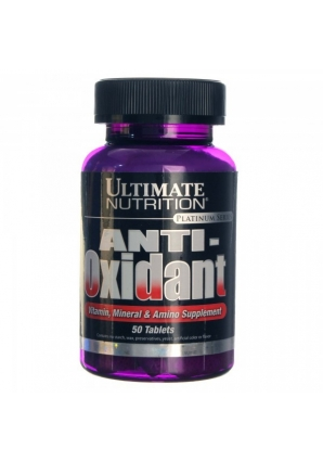 Anti-Oxidant 50 таб. (Ultimate Nutrition)