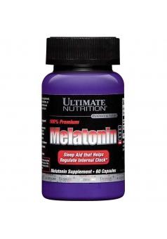 Melatonin 100% Premium 60 капс (Ultimate Nutrition)