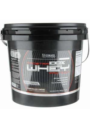 Prostar 100% Whey Protein 4540 гр. (Ultimate Nutrition)