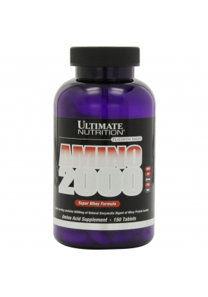 Super Whey Amino 2000 150 табл. (Ultimate Nutrition)