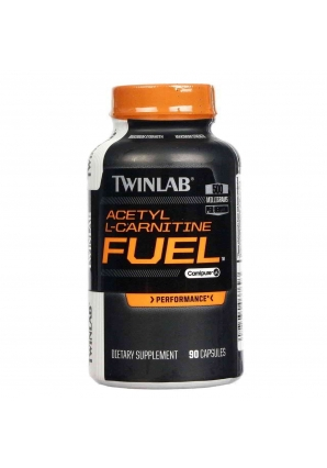 Acetyl L-Carnitine Fuel 90 капс (Twinlab)