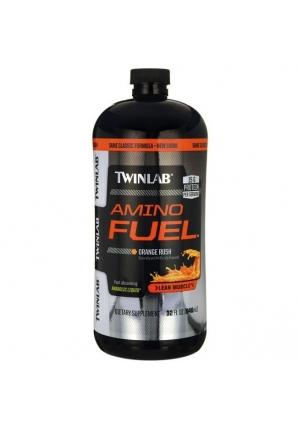 Amino Fuel Liquid 32 oz. 946 мл. (Twinlab)