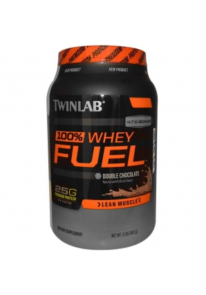 100% Whey Protein Fuel 907 гр. 2lb (Twinlab)