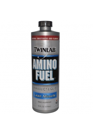 Amino Fuel Liquid 474 мл. (Twinlab)