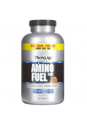 Amino Fuel 1000 250 табл. (Twinlab)