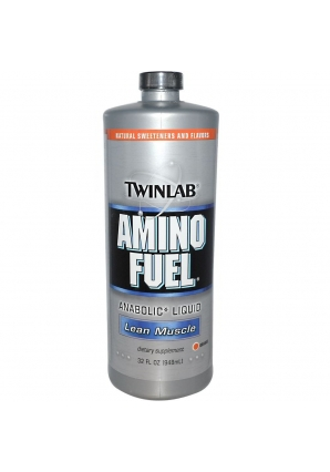 Amino Fuel Liquid 948 мл. (Twinlab)