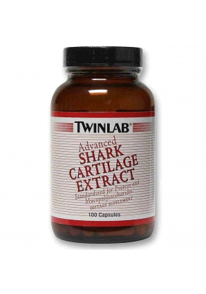 Advanced Shark Cartilage Extract 100 капс (Twinlab)