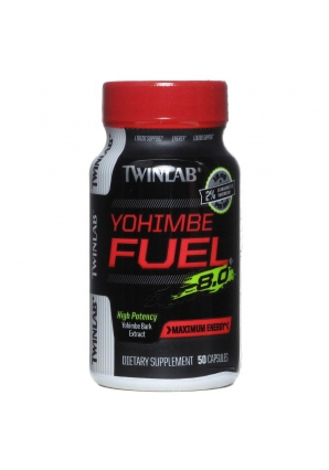 Yohimbe Fuel 50 капс (Twinlab)