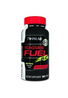 Yohimbe Fuel 100 капс (Twinlab)