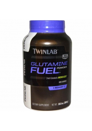 Glutamine fuel powder 300 гр (Twinlab)