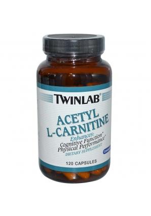 Acetyl L-Carnitine 120 капс (Twinlab)