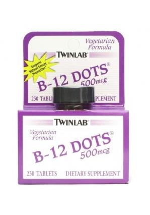 B-12 Dots 250 таб. (Twinlab)