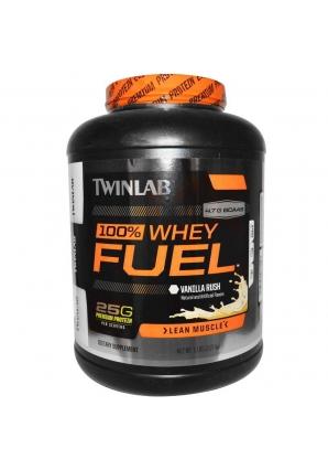 100% Whey Protein Fuel 2270 гр. (Twinlab)