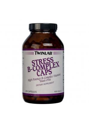 Stress B-complex 250 капс. (Twinlab)