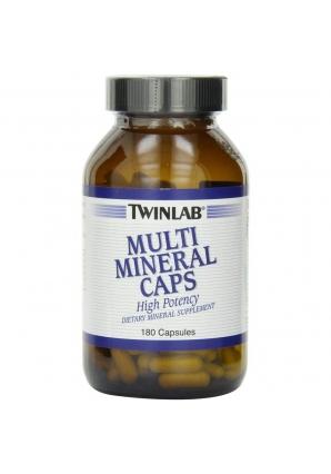 Multi Mineral Caps 180 капс (Twinlab)
