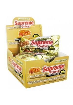 High Protein Bar 9 шт 50 гр (Supreme Protein)