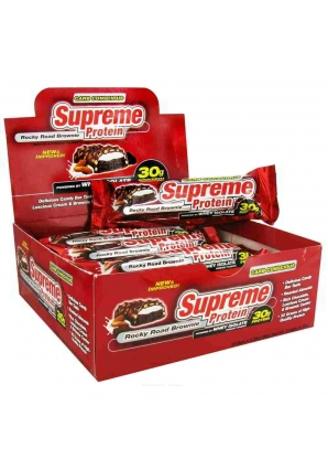 High Protein Bar 12 шт 96 гр (Supreme Protein)
