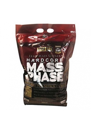 Hardcore Mass Phase 4540 гр - 10lbs (4 Dimension Nutrition)