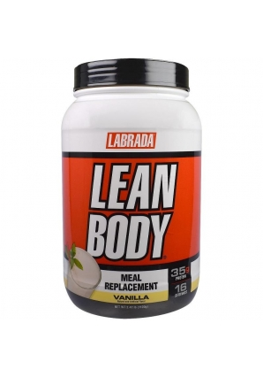 Lean Body 100% Whey 680 гр (Labrada)