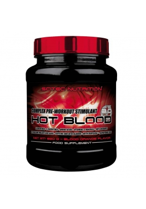 Hot Blood 3.0 820 гр (Scitec Nutrition)