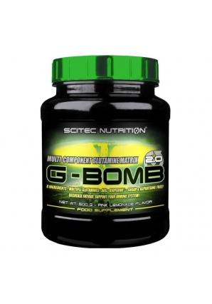 G-Bomb 2.0 500 гр (Scitec Nutrition)