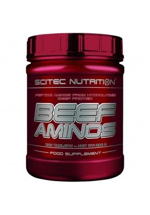 Beef Aminos 200 табл (Scitec Nutrition)