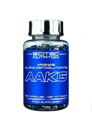 AAKG 100 капс (Scitec Nutrition)