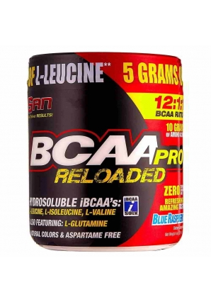 BCAA Pro Reloaded 114 гр. (SAN)