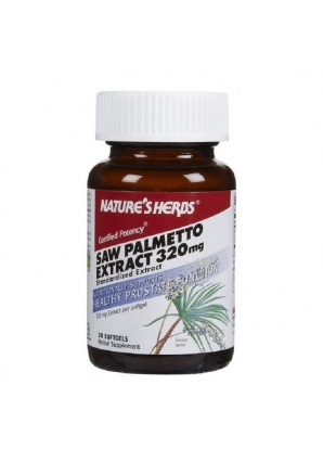 Saw Palmetto Power - Nature's Herbs 320 мг 30 капс (Twinlab)