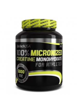 100% Creatine Monohydrate 1000 гр (BioTechUSA)