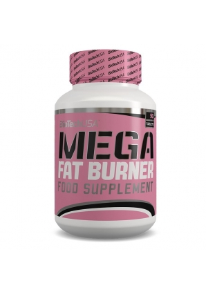 Mega Fat Burner 90 табл (BioTechUSA)