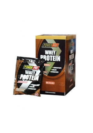 Whey Protein 15 шт 40 гр (Power Pro)