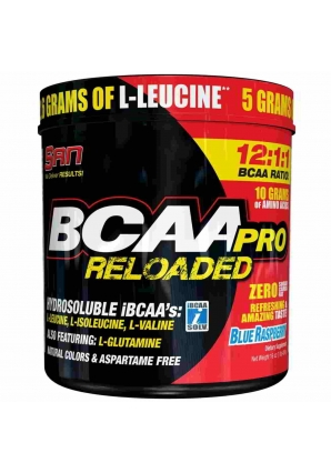 BCAA Pro Reloaded 456 гр. (SAN)