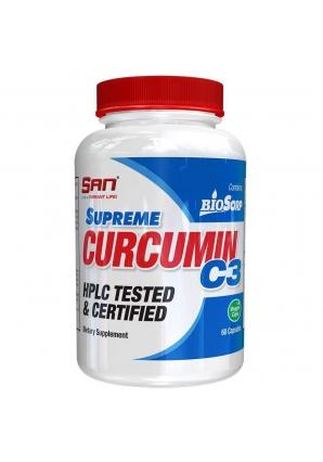 Supreme Curcumin C3 60 капс (SAN)