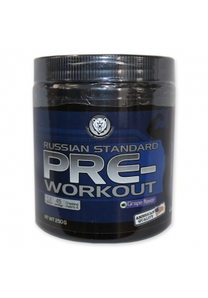 Pre-Workout 250 гр (RPS Nutrition)