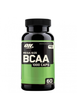 BCAA 1000 60 капс. (Optimum nutrition)