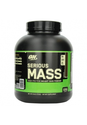 Serious Mass 2727 гр. 6lb (Optimum nutrition)