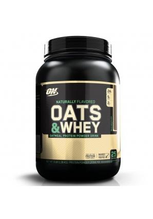 100% Natural Oats & Whey 1363 гр. 3 lb (Optimum Nutrition)