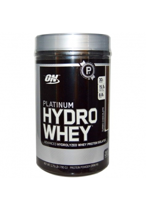 Platinum HydroWhey 795 гр. 1.75lb (Optimum nutrition)