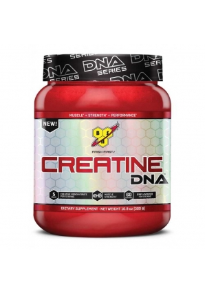 Creatine DNA Unflavored 309 гр - 0,6 lb (BSN)