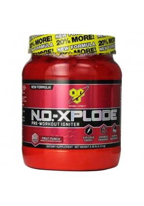 N.O.-Xplode New Formula 3.0 1110 гр 2.45lb (BSN)