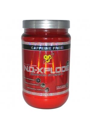 N.O.-XPLODE 2.0 Caffeine Free 450 гр (BSN)