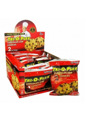 Tri-O-Plex Cookies 12 шт 85 гр. (Chef Jay's)